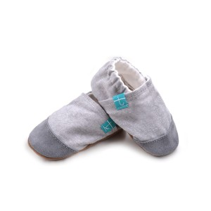 Kapcie Grey Chambray