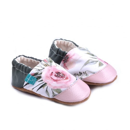 Titot slippers Peony Flowers with leather sole nad toe.jpg